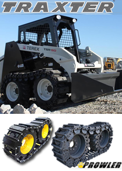 Ott Track Systems For Skid Steers M M Tyre And Wheel Solutions